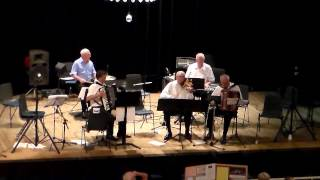 Kenny Thomson Tribute Dance - Troon Concert Hall, 4th August 2014 (Clip 6)