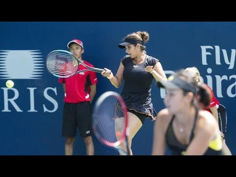 US Open 2017: Sania, Bopanna advance to next round