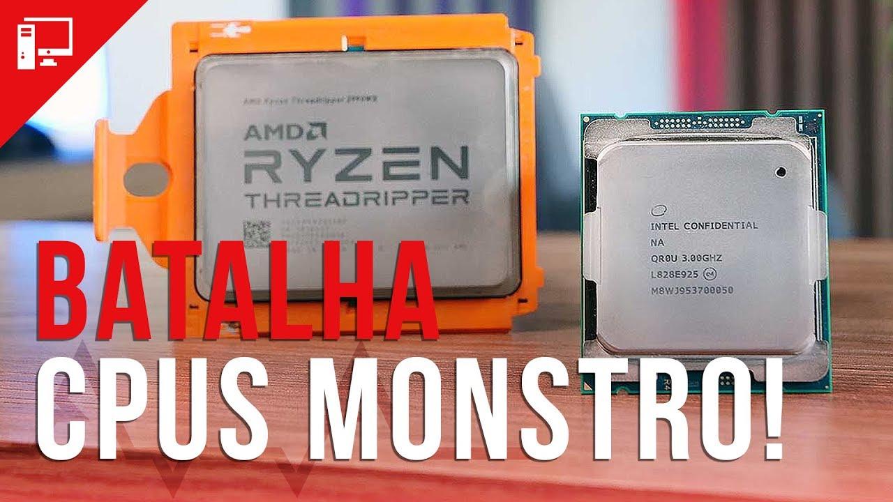 CPU, GPU, RAM, HD/SSD… O que é mais importante em máquinas de trabalho?