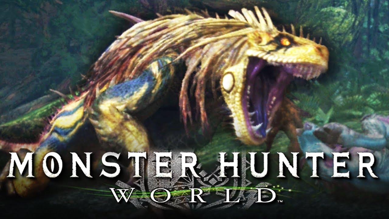 Das erste Monster, Groß-Jagras!   02   MONSTER HUNTER WORLD