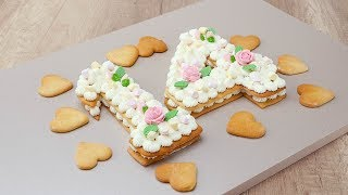 Торт-цифра - Рецепты от Со Вкусом