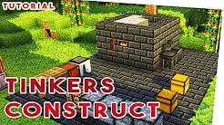 Tinkers Construct Die Komplette Erklärung Tutorial Tipps Und