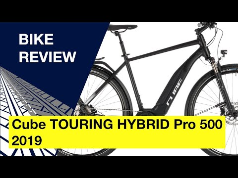 Cube TOURING HYBRID Pro 500 2019: Bike Review