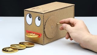 How to Make Chocolate Coin Vending Machine