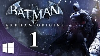 Batman: Arkham Origins (ITA) -1- Prologo & BOSS: Killer Croc [1080p 60fps]