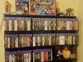 PS4 Collection January 2018. 166 Games