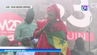 "Célébration M23: "" non à la mafia du kacc katt yi"" Mame Diarra Fam"