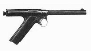 Early British Semi Automatic Pistols   1896 to 1915