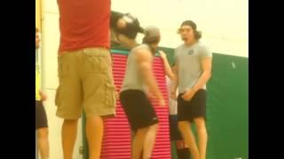 Jordan Kilganon 75 inch vertical box jump 720p Video