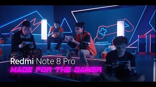Redmi Note 8 Pro | Made for gamers