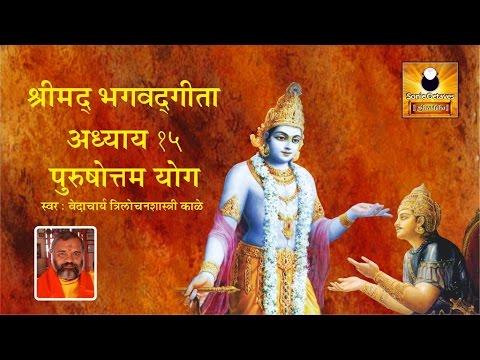 Bhagavad Gita Chapter 15   Purushottam Yog