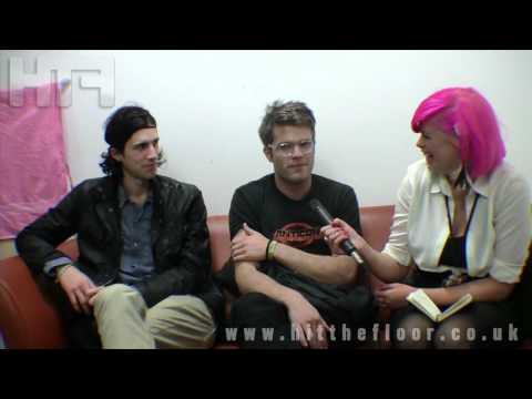 3OH!3 Interview - Slam Dunk Festival - Hit The Floor Magazine