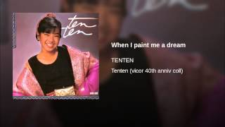 When I paint me a dream