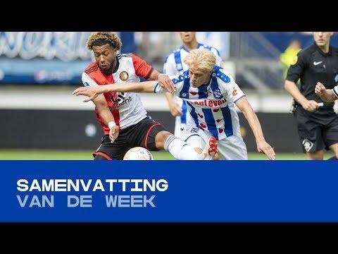 HIGHLIGHTS | sc Heerenveen - Feyenoord