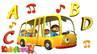 ABCD Song For children. Songs for kids.