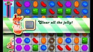 Candy Crush Saga Level 334 walkthrough (no boosters)