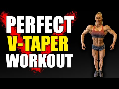 The Perfect 7 Exercise V-Taper Workout