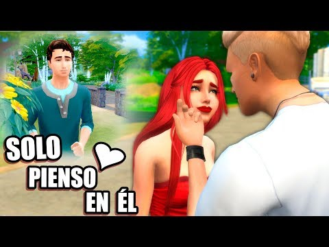 TENGO NOVIO, ¿PERO ESTOY ENAMORADA DE OTRO? | Ep.31 | Los Sims 4 ~ Not So Berry ~ Rojo (Rubí)