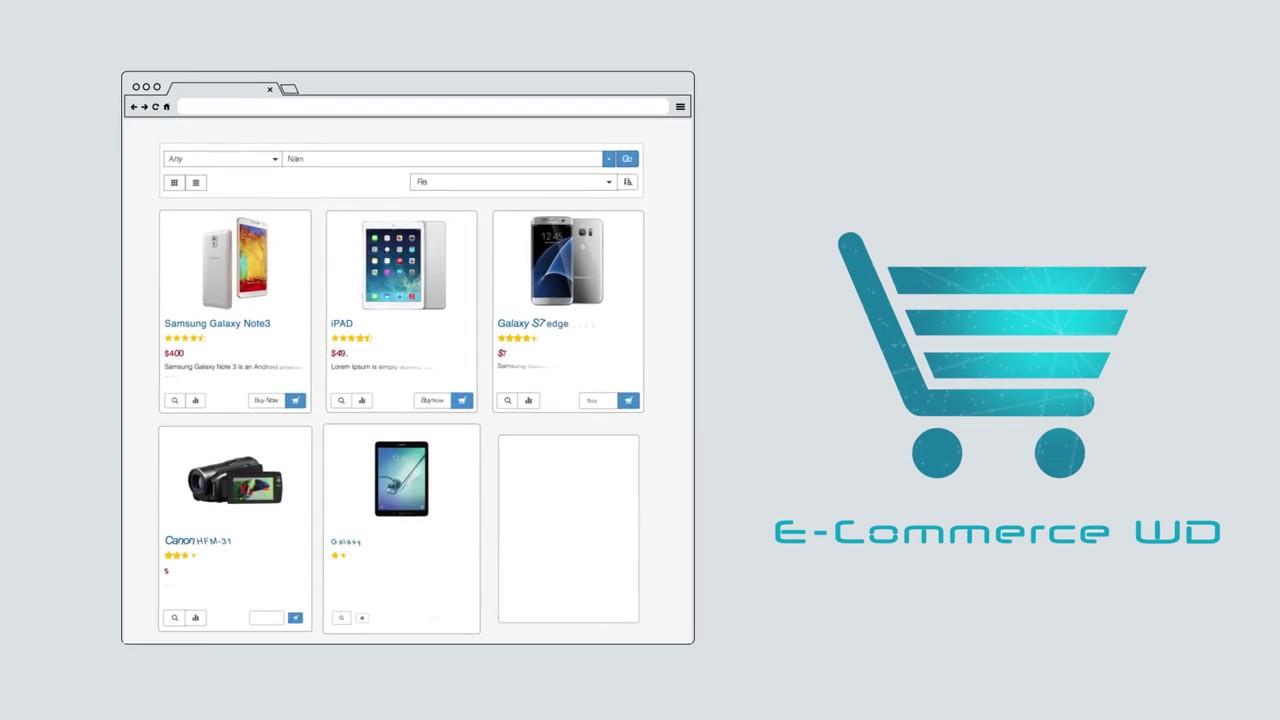 Ecommerce by 10Web – eCommerce shopping cart plugin