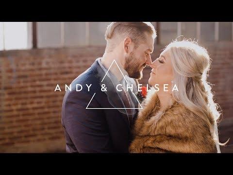They Got Married in an Airport Hanger | Wedding Video | Wild Oak Films