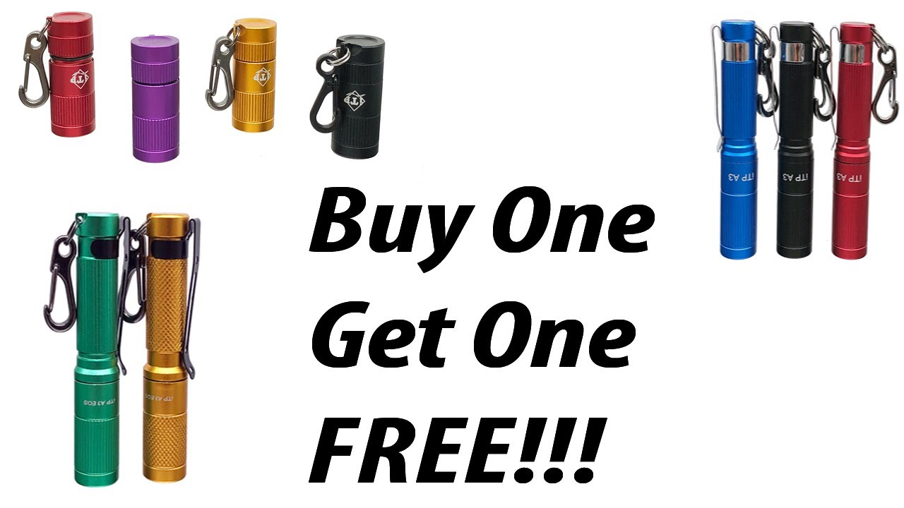 ITP Buy One Get One FREE!!!