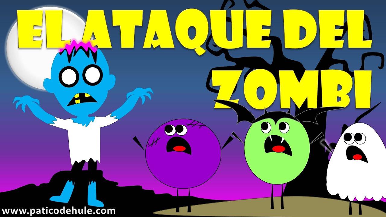 libros infantiles de zombies