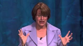 Mayo Clinic Transform 2014 - Sen. Amy Klobuchar