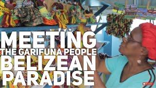 Belizean Paradise and Meeting The Garifuna People Cruising🛳While Vegan🌱Part 4