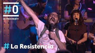 LA RESISTENCIA - La banda tributo de Petróleo | #LaResistencia 13.06.2019