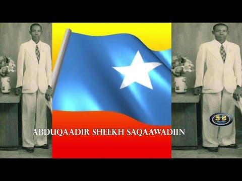 Taariikhda Halgankii Somali Bantu Calanka Soomaaliya