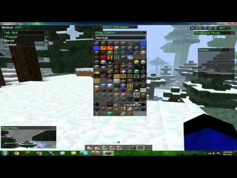 Minecraft: Nodus Tutorial [1.7.2]