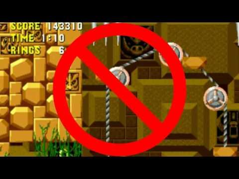 Labyrinth Zone with lyrics - Sonic the Hedgehog (Genesis)