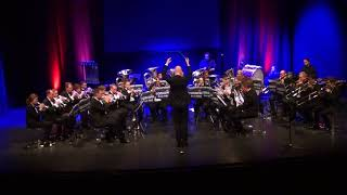 william tell overture concord brass band silkeblæs 2018