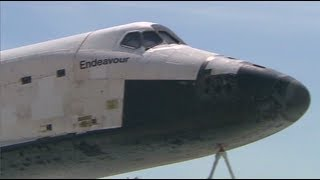 Space Shuttle Endeavor Live Stream