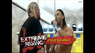 Download Video Raven/Stevie Richards Confrontation at Extreme Rising MP3 3GP MP4