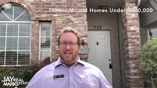 Monday Market Report: Flower Mound, TX Under $300K {3.26.18}