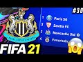 IF WE LOSE, WE ARE OUT!!!😳 - FIFA 21 Newcastle Career Mode EP30