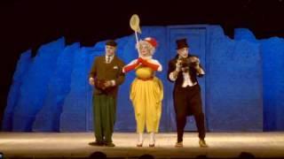 """Blue Canary"". Театр Лицедеи"