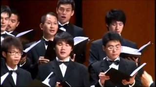 Taipei Male Choir - Pamulinawen (Philippine Folksong, arr. Emmanuel Laureola)