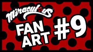 Fan Art #9 | Fan Art with Angie Nasca!!