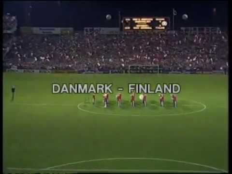 1986 Danmark - Finland 1-0 (EM-kval.)