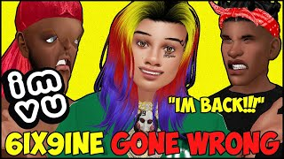 6IX9INE PLAYS IMVU GONE WRONG.. MOST HATED PERSON ON THE GAME!!! 👊🏾😠