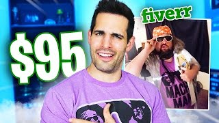 I Paid For Wrestling Impressions on Fiverr & This is What I got...