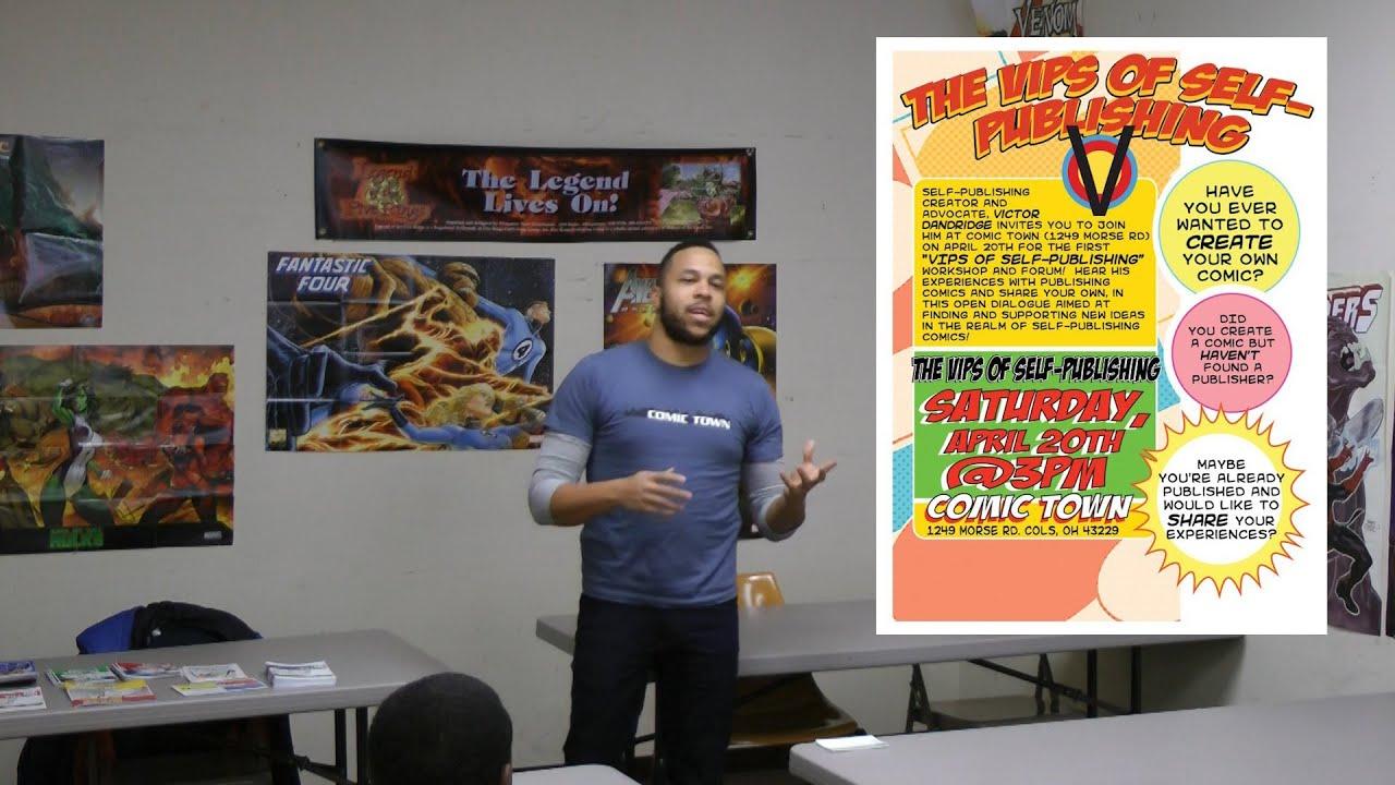 Self Publishing Workshop – Part 1