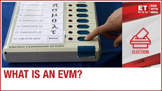 How Does An Electronic Voting Machine (EVM) Work?