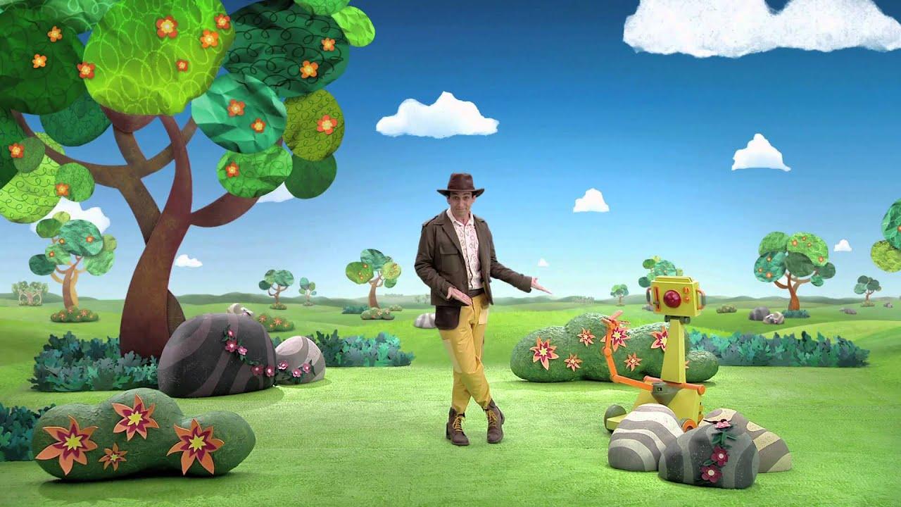 A cuidar el jard n de claril youtube for Cancion el jardin de clarilu