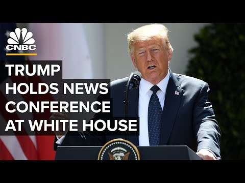 President Trump holds a news conference at the White House — 8/19/2020