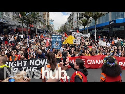 Climate change strikes across New Zealand | Newshub