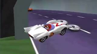 Speed Racer - The Great Plan Gameplay