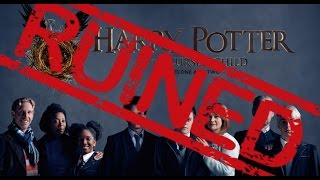 Does The Cursed Child RUIN The Harry Potter Series?